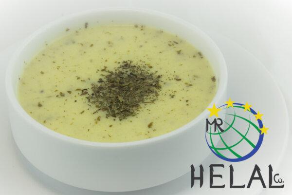 Супа от кисело мляко и ориз