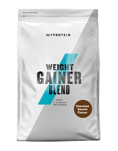 Бленда за покачване на мускулна маса Weight Gainer Blend Chocolate Smooth Flavour, 5 kg