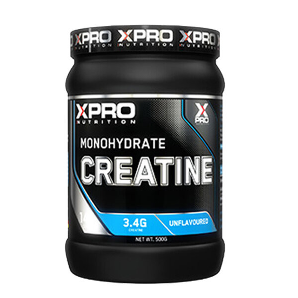 Хранителна добавка XPRO CREATINE Monohydrate, 500 gr