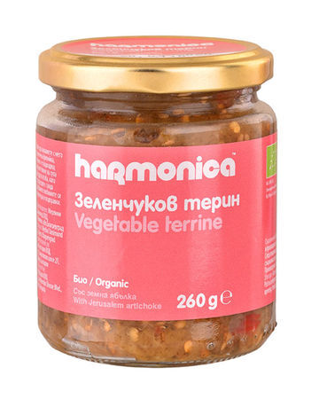 Зеленчуков терин harmonica 260 г.