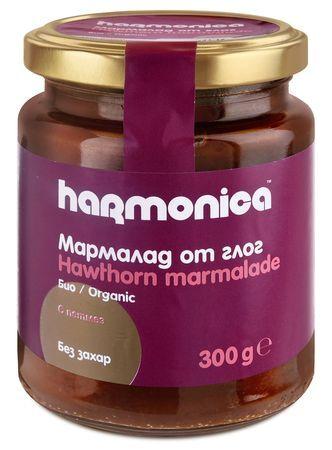 Мармалад от глог без захар harmonica 300g