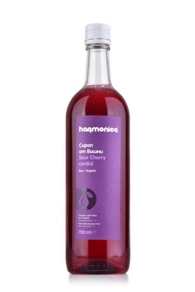 Био Сироп от вишни Harmonica 750 ml