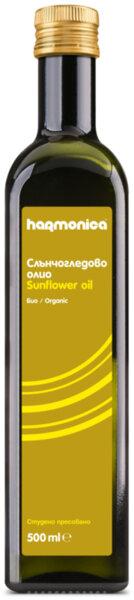 Слънчогледово олио harmonica 500ml