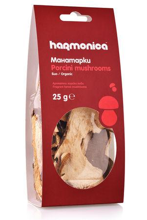 Сушени манатарки harmonica 25g