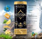 Sultan Power Drink тонизираща напитка с черен кимион, 250 ml