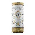 Газирана напитка с черен кимион и натурален кофеин Sultan Cola, 250 ml