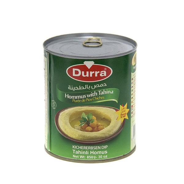Хумус със сусамов тахан