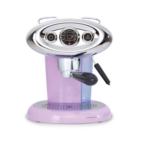 illy Кафемашина – Francis X7.1 Sunrise Limited Edition – Lilac