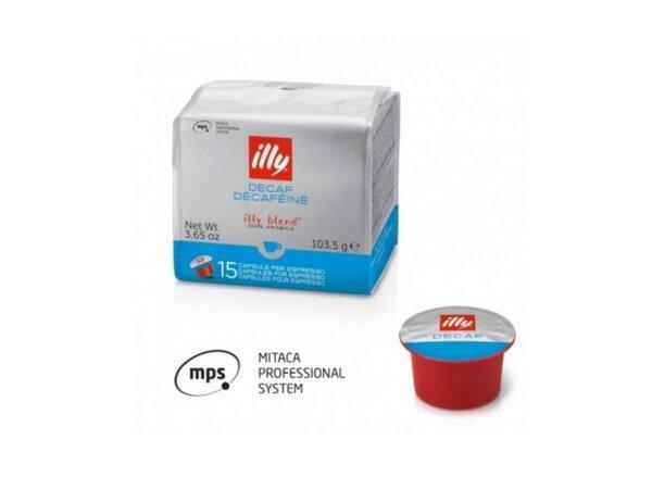 illy капсули – MPS Classico, без кофеин – 15 бр.