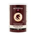Топъл шоколад – Monbana Tresor Бял 40% – Франция, 0.500 г