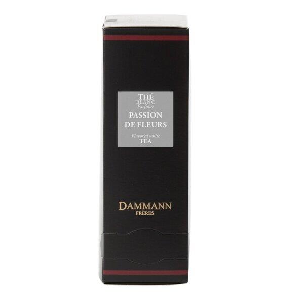 Dammann Бял чай – Thé Blanc Passion de Fleurs – 24 сашета