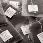 Dammann Черен чай – 4 Червени плода – 24 сашета