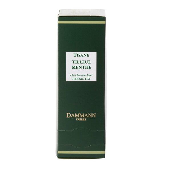 Dammann® Билков чай – Мента – 100 г