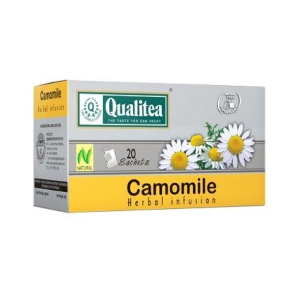Билков чай – Qualitea Camomile – 20 сашета