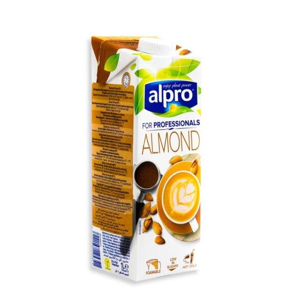 Бадемова напитка Alpro – 1 Л – За здравословен хранителен режим
