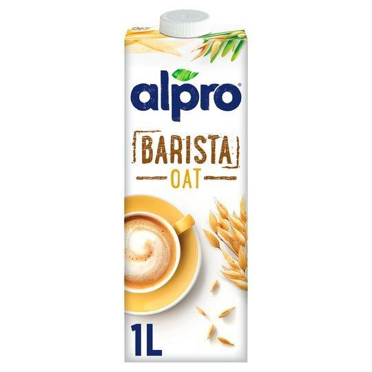 Alpro Barista Oat – Овес – 1 Л – Подходяща за вегетариански диети