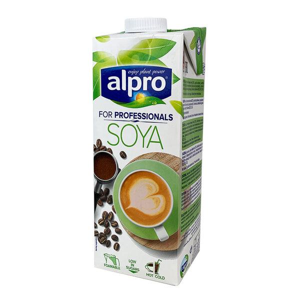 Соева напитка Alpro – 1 Л – Подходяща за вегетариански диети