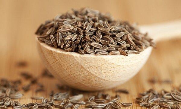 Кимион зърна