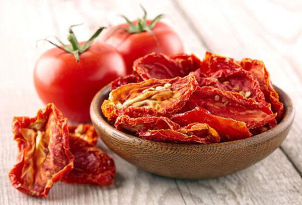 Сушен домат парченца