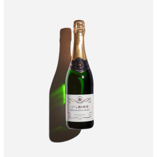 Безалкохолно Вино Oddbird Chardonnay Blanc de Blancs