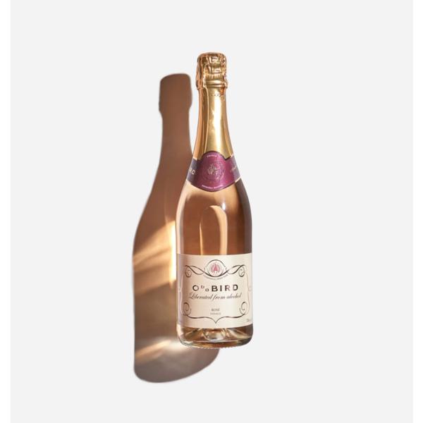 Безалкохолно Вино Oddbird Розе Chardonnay Pinot Noir