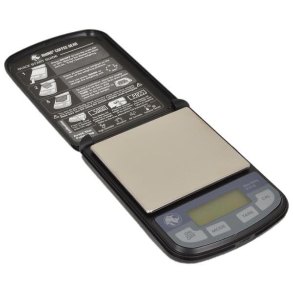 Везна Rhino Pocket 600g/0.1g