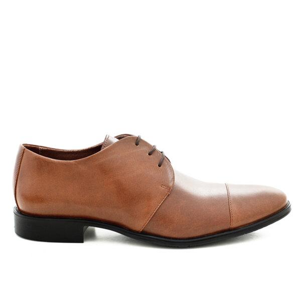 Мъжки обувки Maximmillian Eduardo Brown, Светлокафяви,