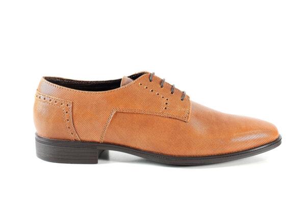 Мъжки обувки Maximmillian Adam Tobacco, Светлокафяв