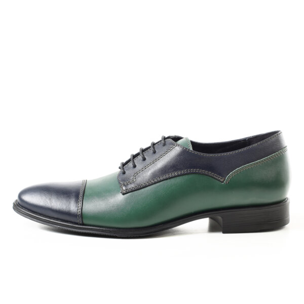 Мъжки обувки Maximmillian Dylan, Син и Зелен