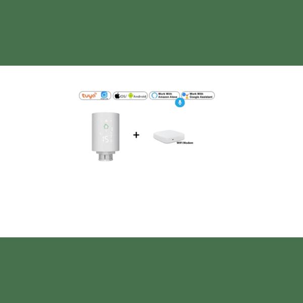 SoSmart Start Комплект за управление на парно