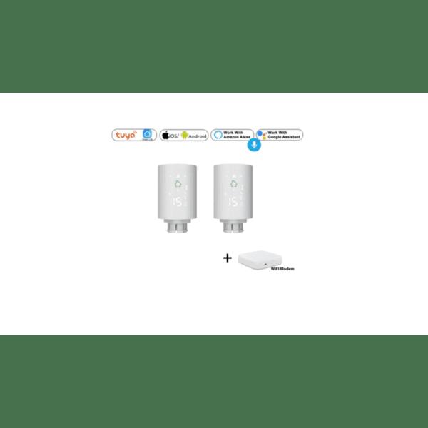 SoSmart Basic Комплект за управление на парно за Smart Home