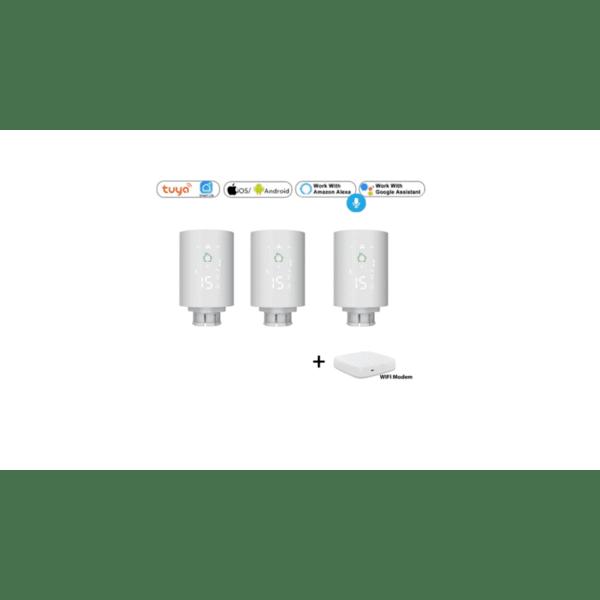 SoSmart Standard Комплект за управление на парно за Smart Home