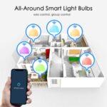 многоцветна smart крушка 10W
