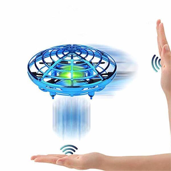 Интерактивен дрон със сензорно управление