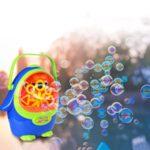 Уникална Машина за сапунени балончета