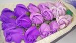 Букет от вечни рози
