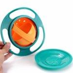 Неразливаща детска купа Gyro Bowl