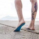 Плажни лепкащи стелки за ходила