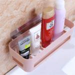 Лепяща стенна етажерка за баня