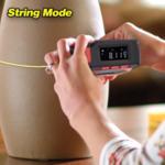 Дигитална система за измерване с лазер, ролка и ролетка
