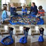 Чанта-органайзер за детски играчки
