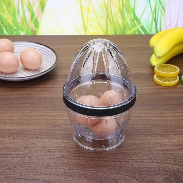 Уред за бързо белене на варени яйца