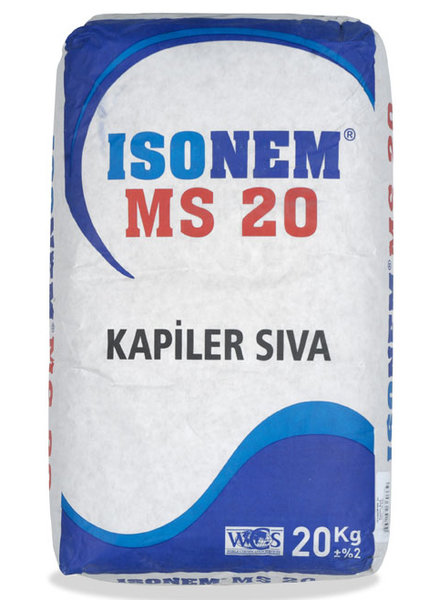 MS 20 - Хидроизолация на стени против капилярна влага 20кг