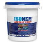 ASPHALT PAINT - Декоративно и защитно подово покритие 23кг
