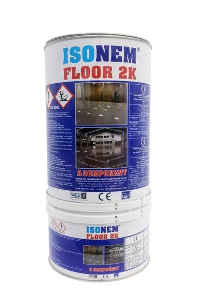 FLOOR 2K - Система за подово покритие на епоксидна основа 5кг