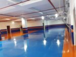 SHINE FLOOR - Двукомпонентно лъскаво подово покритие на акрилна основа, саморазливно, без разредители 4.5кг