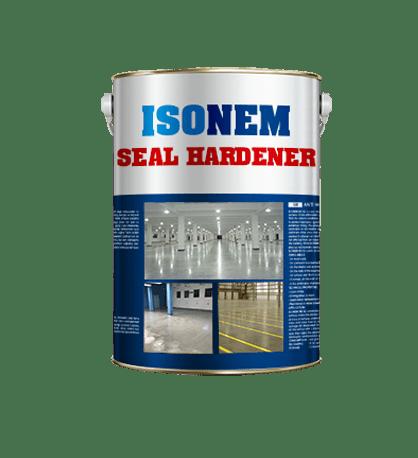 SEAL HARDENER - Втвърдител и обезпрашител от ново поколение 1кг