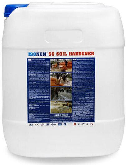 SS SOIL HARDENER - Стабилизатор на почвата и агент за контрол на запрашаването