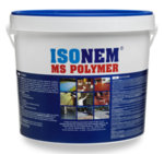 MS POLYMER - Хидроизолация с широк спектър на полагане с изключителна издръжливост