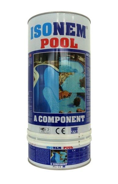 POOL - Полиуретанова боя за басейни 4.5кг